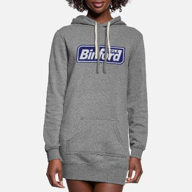 Tooltime Binford Tools is proud to present - Women's Hoodie Dress