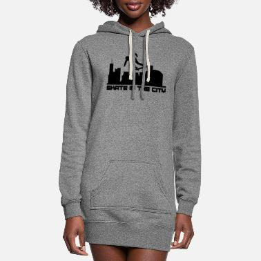 Alva Love Skate - Skate In The City - Women's Hoodie Dress