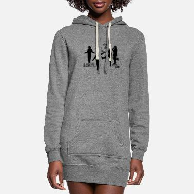 Arrested arrested - Women's Hoodie Dress