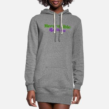Heathen Mercredible Heathens - Women's Hoodie Dress