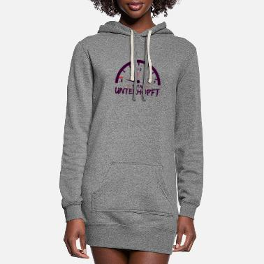 Beer Lover Totally hopped beer party gift saying - Women's Hoodie Dress