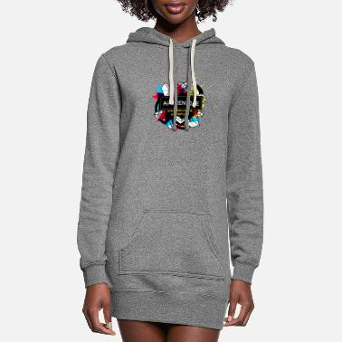 Apprentice APPRENTICE - Women's Hoodie Dress