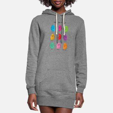 Walter White Huell, You Happy? - Women's Hoodie Dress