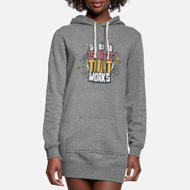 Science Student Science Student - Women's Hoodie Dress