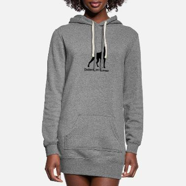 For The Love Dog - Women's Hoodie Dress