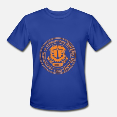 Will Riker Rikers Island - Men's Moisture Wicking Performance T-Shirt