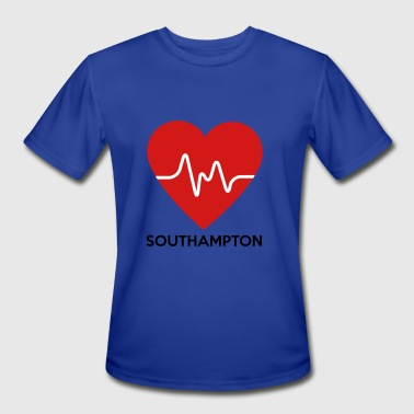 Heart Southampton - Men's Moisture Wicking Performance T-Shirt