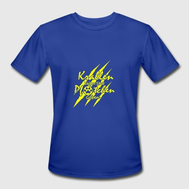 Yellow Claw GIFT - CLAWS YELLOW - Men's Moisture Wicking Performance T-Shirt