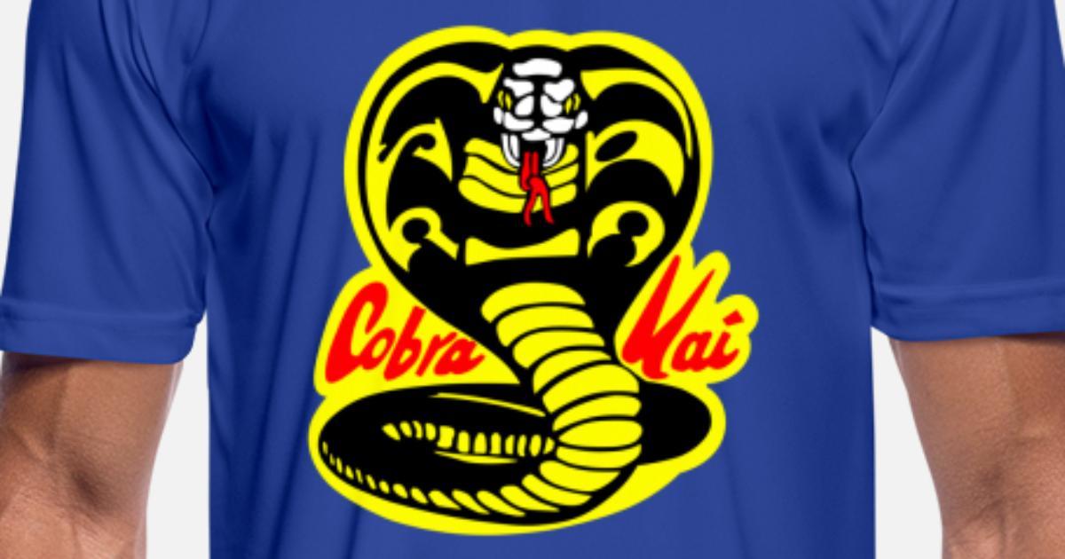 Cobra Kai Shirt: Cobra Kai Dojo Men's Sport T-Shirt