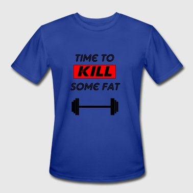 Killed Boyfriend time to kill - Men's Moisture Wicking Performance T-Shirt