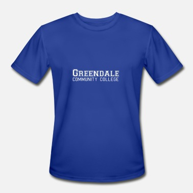 Greendale Community College Greendale Community College - Men's Moisture Wicking Performance T-Shirt