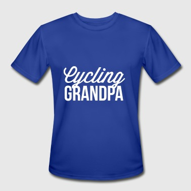 Cycling Grandpa Cycling Grandpa - Men's Moisture Wicking Performance T-Shirt