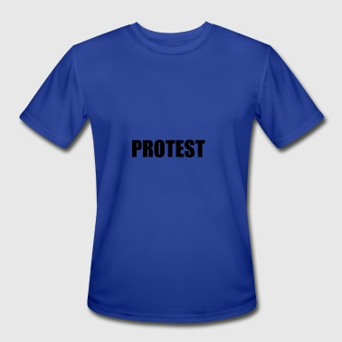 Protester PROTEST - Men's Moisture Wicking Performance T-Shirt