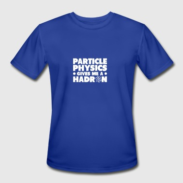 Particle Physics Particle Physics - Men's Moisture Wicking Performance T-Shirt