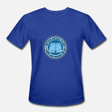 Dozen There are dozens of us - Men's Moisture Wicking Performance T-Shirt