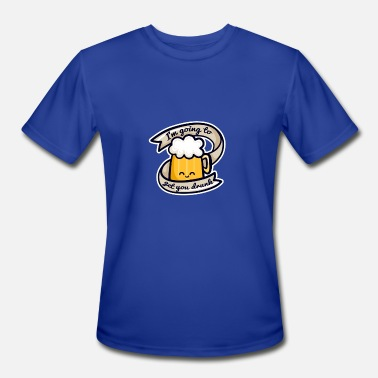 Candidates Candid Beer - Men's Moisture Wicking Performance T-Shirt