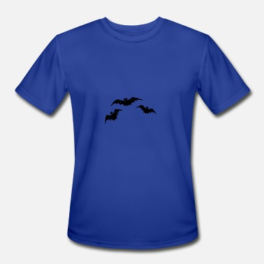 Bat Mugs Bat Bat Bat - Men's Moisture Wicking Performance T-Shirt