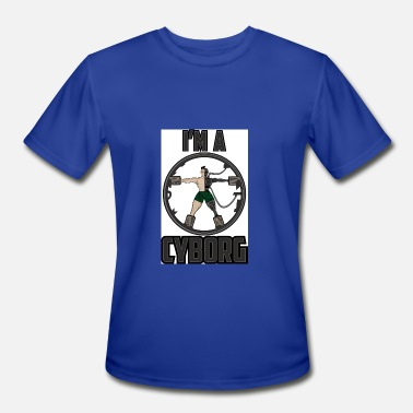 Cyborg cyborg - Men's Moisture Wicking Performance T-Shirt