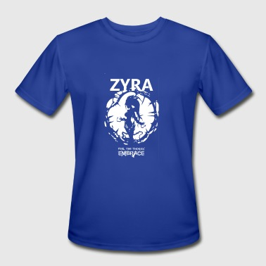 Zyra Feel the thorns, Embrace - Men's Moisture Wicking Performance T-Shirt