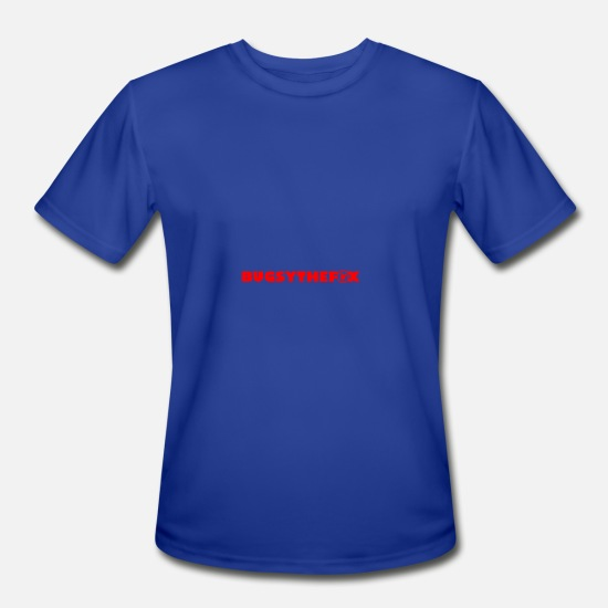 New Zealand T-Shirts - Bugsy New Logo - Men's Sport T-Shirt royal blue