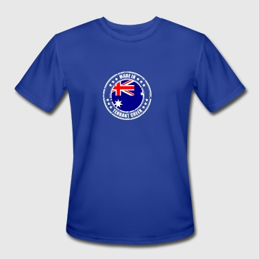MADE IN TENNANT CREEK - Men's Moisture Wicking Performance T-Shirt