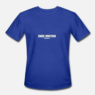 Essex VERMONT ESSEX JUNCTION US EDITION - Men's Moisture Wicking Performance T-Shirt