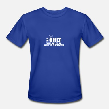 b03f3fe2950 Line Cook Funny Funny Chef Cook - Men  39 s Sport T-Shirt