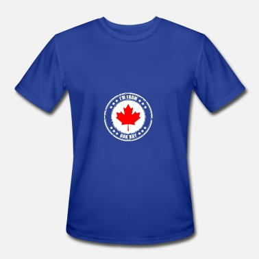 Oak Bay I'm from OAK BAY - Men's Moisture Wicking Performance T-Shirt