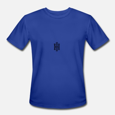 Humid Humid Logo - Men's Moisture Wicking Performance T-Shirt