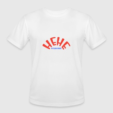 Hehe HEHE MERCH BY ELIJAH GIALDO - Men's Moisture Wicking Performance T-Shirt