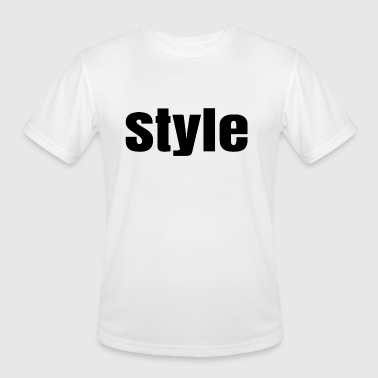 Styling Style - Men's Moisture Wicking Performance T-Shirt