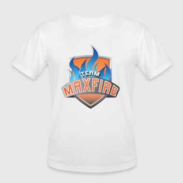 Tmf Team Max Fire - Men's Moisture Wicking Performance T-Shirt