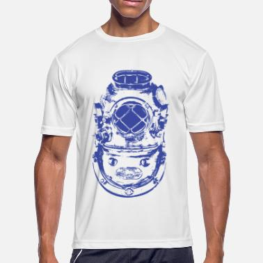 Commercial Diver - Men's Sport T-Shirt