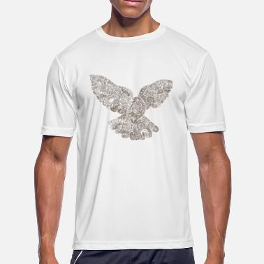 Dove Dove Typography - Men's Sport T-Shirt