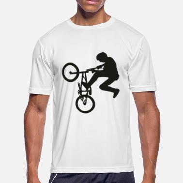 Bmx Jokes BMX T Shirt - Men's Moisture Wicking Performance T-Shirt