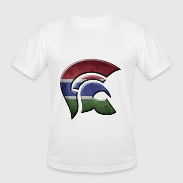 Patriotism Gambia - Men's Moisture Wicking Performance T-Shirt