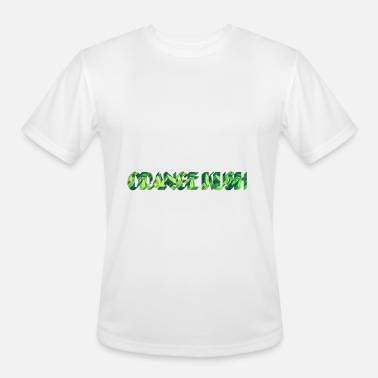 Dope Orange ORANGE KUSH Weed Smoke Dope Hanf Urban Kush Joint - Men's Moisture Wicking Performance T-Shirt