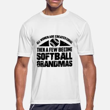 Softball Grandma Softball Grandmas T-shirt - Men's Moisture Wicking Performance T-Shirt