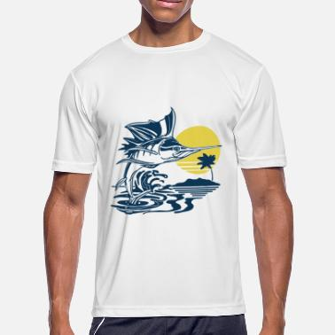 Sailfish Sailfish - Men's Moisture Wicking Performance T-Shirt