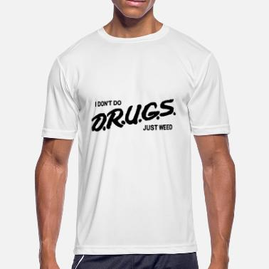 Drug Culture drugs - Men's Moisture Wicking Performance T-Shirt