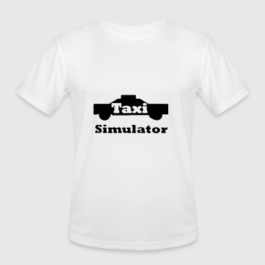 Diehard Fan Taxi Simulator-In Real Life! - Men's Moisture Wicking Performance T-Shirt