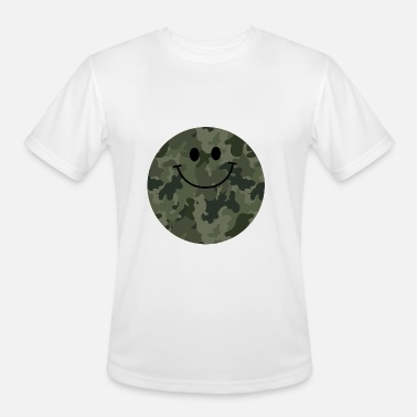 Smylie Smiley Army - Men's Moisture Wicking Performance T-Shirt