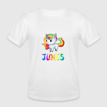 Juni Junis Unicorn - Men's Moisture Wicking Performance T-Shirt