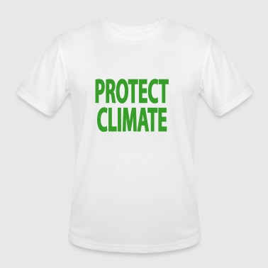 Protect climate - Men's Moisture Wicking Performance T-Shirt