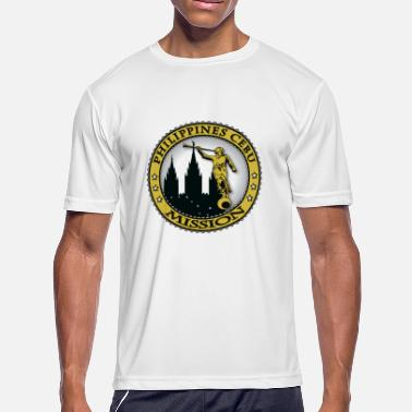 Cebu Philippines Cebu Mission - LDS Mission Classic - Men's Moisture Wicking Performance T-Shirt
