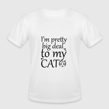 Pretty Pussy I m pretty 01 - Men's Moisture Wicking Performance T-Shirt