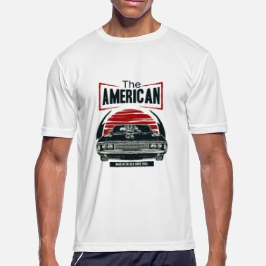 Shop American Car T Shirts Online Spreadshirt