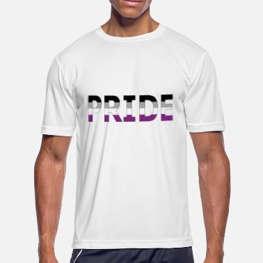 Asexuals Asexual Pride - Men's Sport T-Shirt