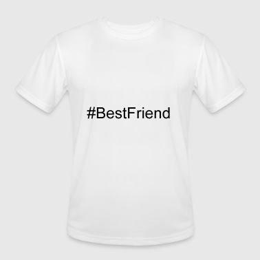 #BestFriend - Men's Moisture Wicking Performance T-Shirt