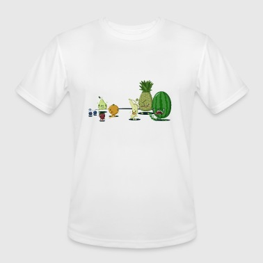 Fruity Mean Fruit - Men's Moisture Wicking Performance T-Shirt